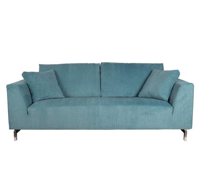 Dragon Sofa Bank Blauw