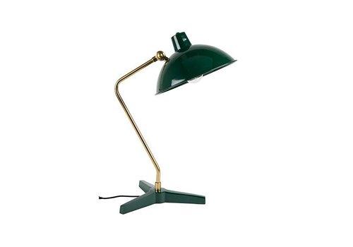 Dutchbone Tafellamp Devi Groen