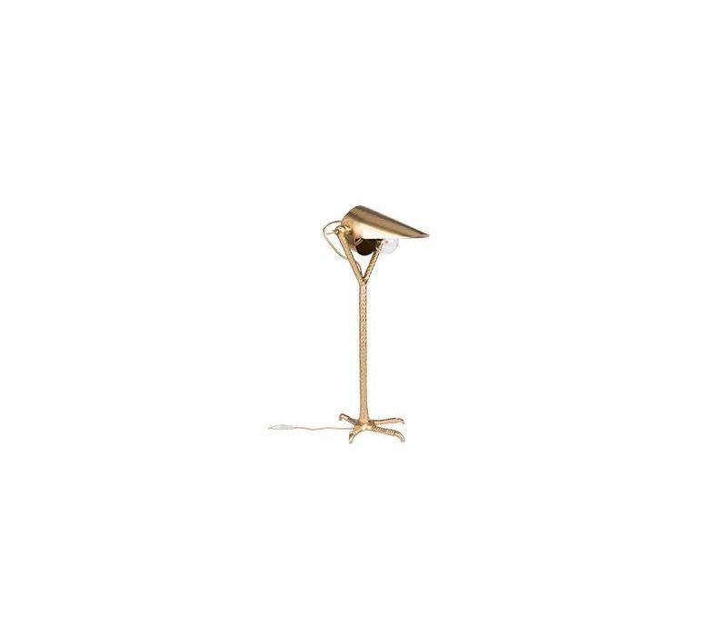 Tafellamp Falcon Goud