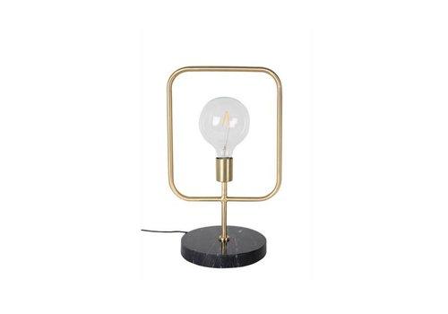 Dutchbone Tafellamp Cubo