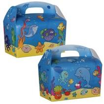 Lunchbox Fische 100Stk.