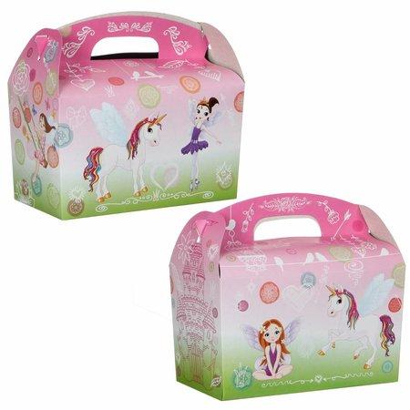 Lunchbox Unicorn 100Stk. €0,34p.Stk. / Beim Kauf von 300Stk. €0,28 pro Stück