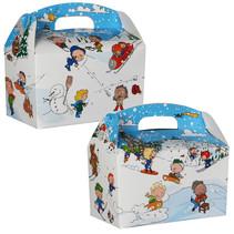 Lunchbox Winterlandschaft 100Stk.