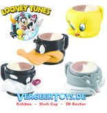 Eisbecher mit  Henkel Mix Looney Tunes (4ass.) 36Stk.