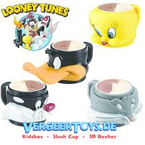 Eisbecher Mix Looney Tunes  36Stk.
