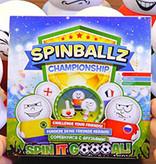 Spinballz Fußball Kreisel Überraschungstasche 16Stk.