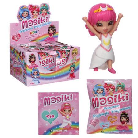 Magiki Prinzessin Puppe in Überraschungstasche 16Stk.