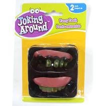 Lustige Zähne 24Stk.