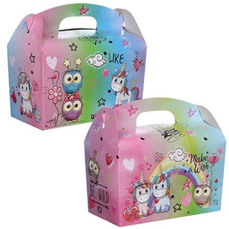 Lunchbox Dreamgirls/Traummädchen 100Stk. €0,34p.Stk. / Beim Kauf von 300Stk. €0,28 pro Stück