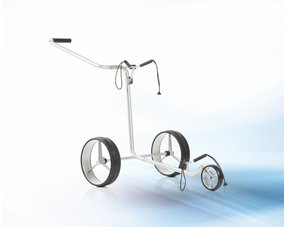 2-wheel & 3-wheel Titanium trolleys