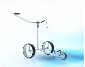 Titanium trolleys