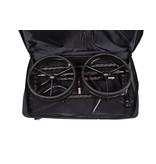 JuCad Carbon 3-wheel (Black)