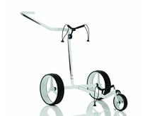 Carbon 3-wheel (White-Black)