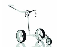 JuCad Carbon 3-wheel (White-Black)