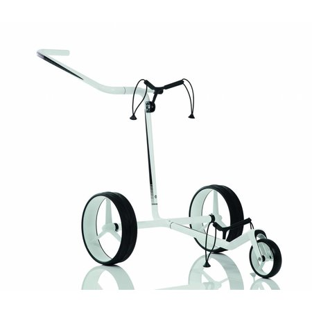 JuCad Carbon 3-wheel (White-Black)