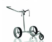 JuCad Carbon 3-Rad (Schwarz / Silber)