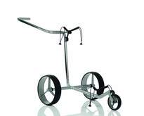 JuCad Carbon 3-wheel (Black-Silver)