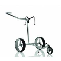 Carbon 3-wheel (Black / Silver)