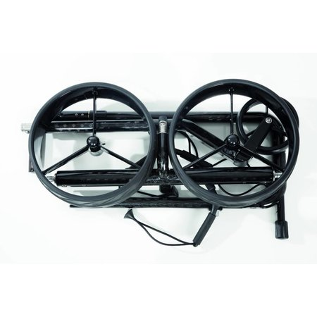 JuCad JuCad Carbon Travel (zwart-zilver)