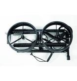 JuCad JuCad Carbon Travel 2.0 (zwart-wit)