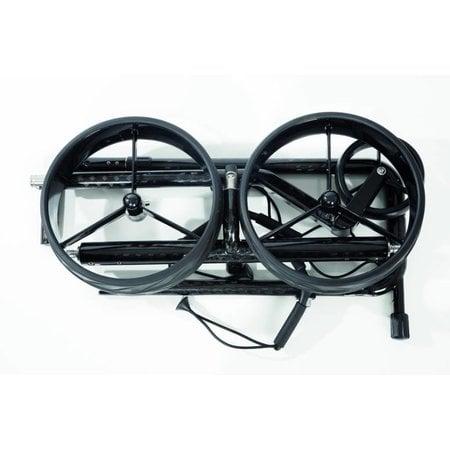 JuCad JuCad Carbon Travel (black-red)