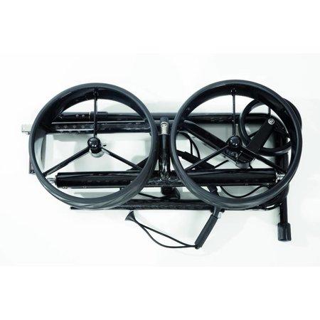 JuCad JuCad Carbon Travel (zwart-rood)