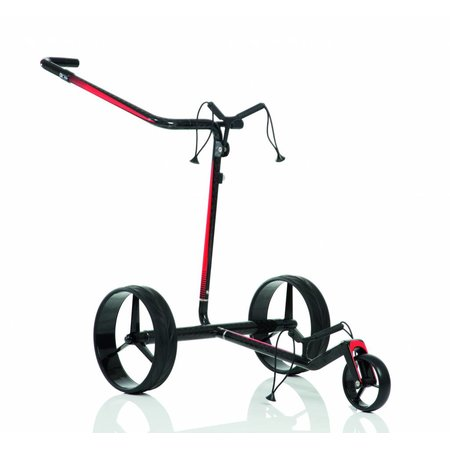 JuCad JuCad Carbon Travel 2.0 (black-red)