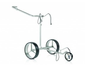 Elektrische Edelstaal trolleys
