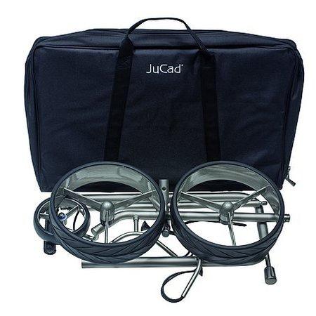 JuCad Titan 3-wiel