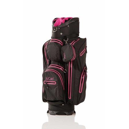 JuCad JuCad Aquastop zwart-pink