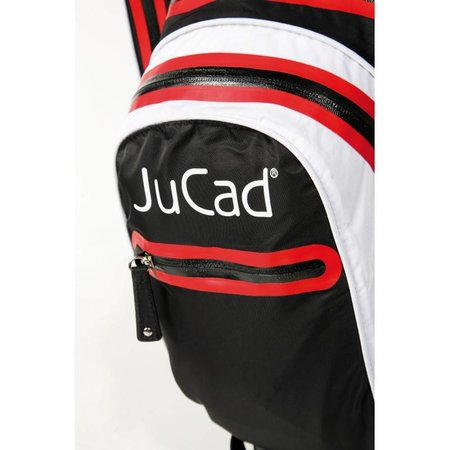JuCad Manager Dry (Schwarz-Weiß-Rot)