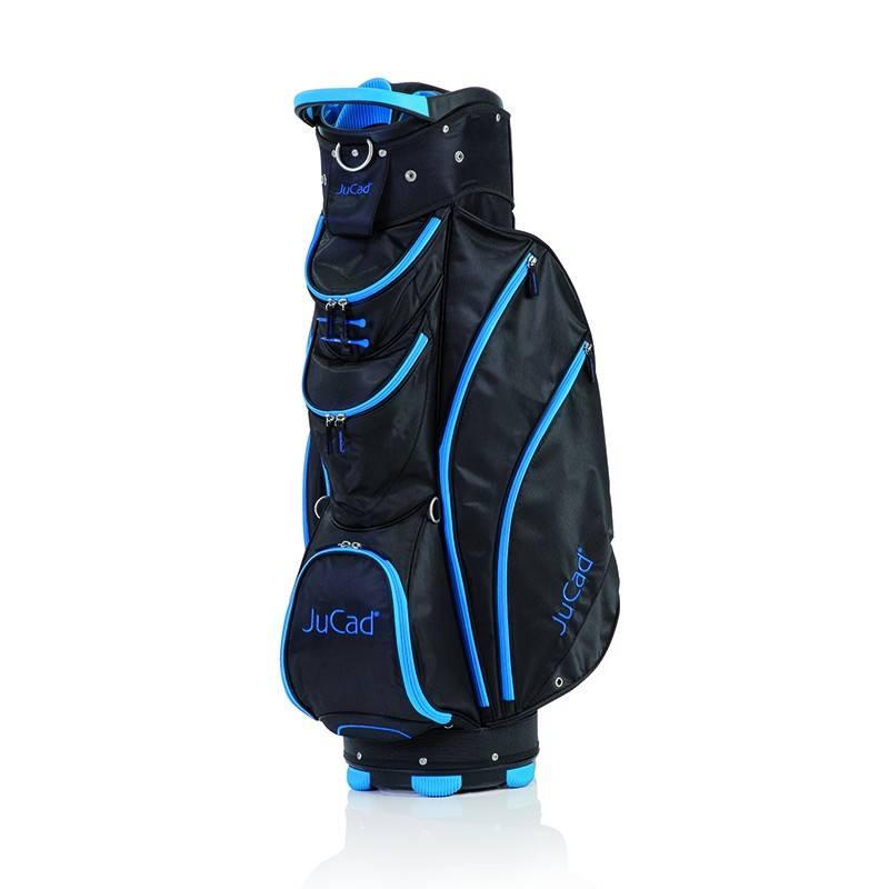 JuCad Spirit (Zwart-Blauw)