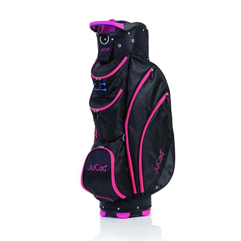 JuCad Spirit (Zwart-Pink)