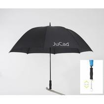 Schirm mit Verlängerung