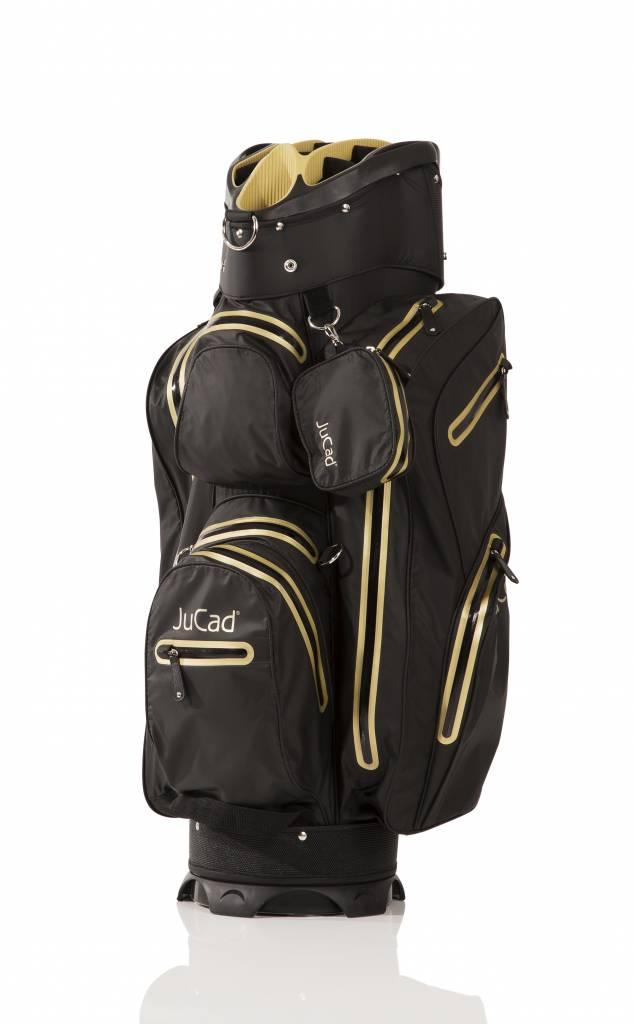 JuCad JuCad Bag Aquastop (black-gold)