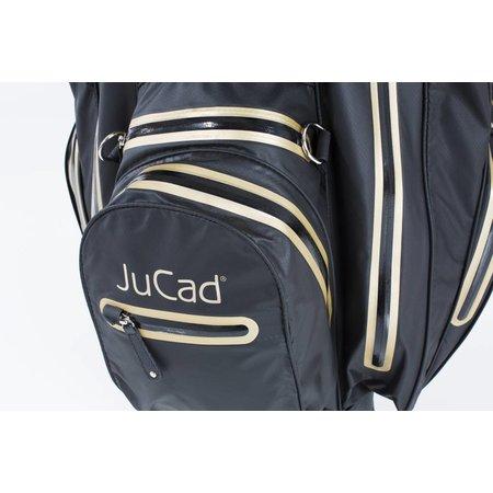JuCad JuCad Bag Aquastop (zwart-goud)
