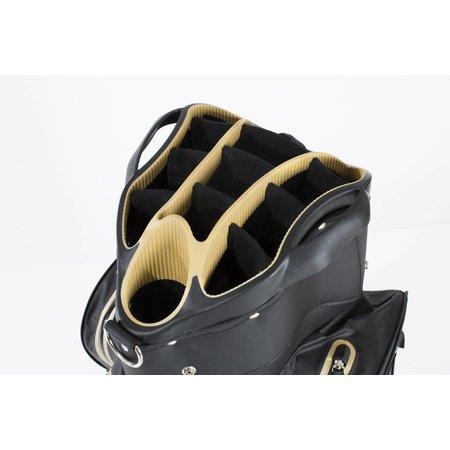 JuCad JuCad Bag Aquastop (schwarz-gold)