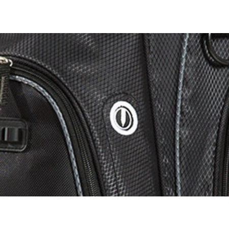 JuCad JuCad Bag Sportlight (Schwarz-Titan)