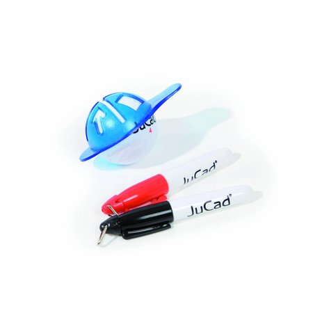 JuCad JuCad Ballmarkerset