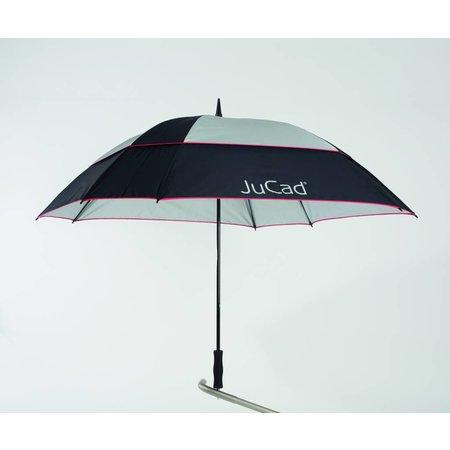 JuCad JuCad Schirm Windproof mit Teleskop Pin