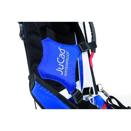 JuCad JuCad Waterproof (blauw-wit-rood)