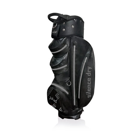 JuCad JuCad Bag Silence Dry - Zwart/Titanium