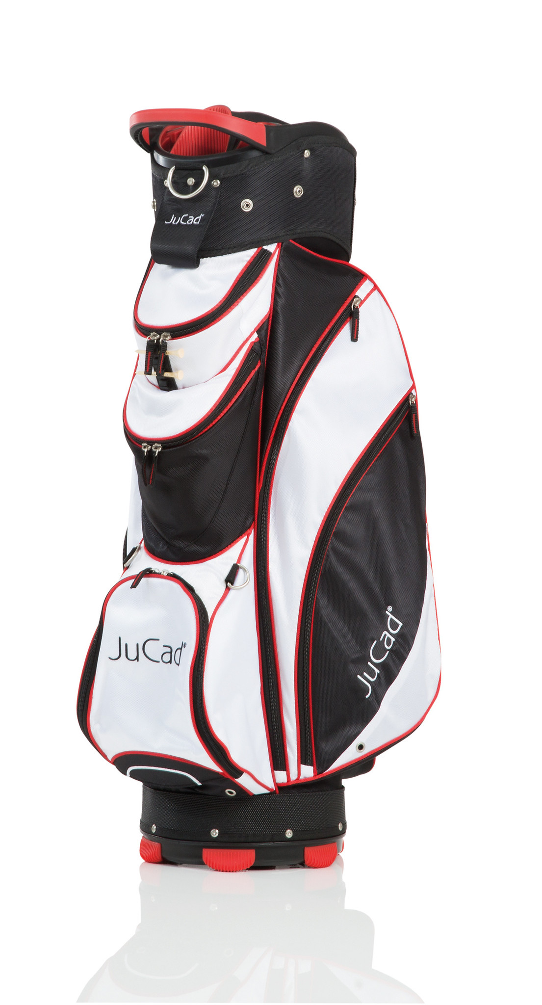 JuCad Spirit (Black-White-Red)