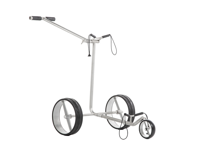 JuCad Ghost push trolley