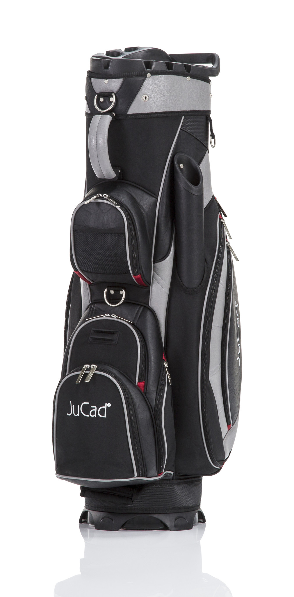 Jucad Manager Golf Bag Black Anium