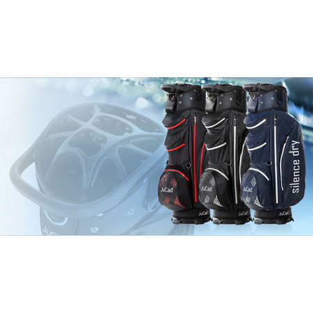 JuCad JuCad Bag Silence Dry - Blauw