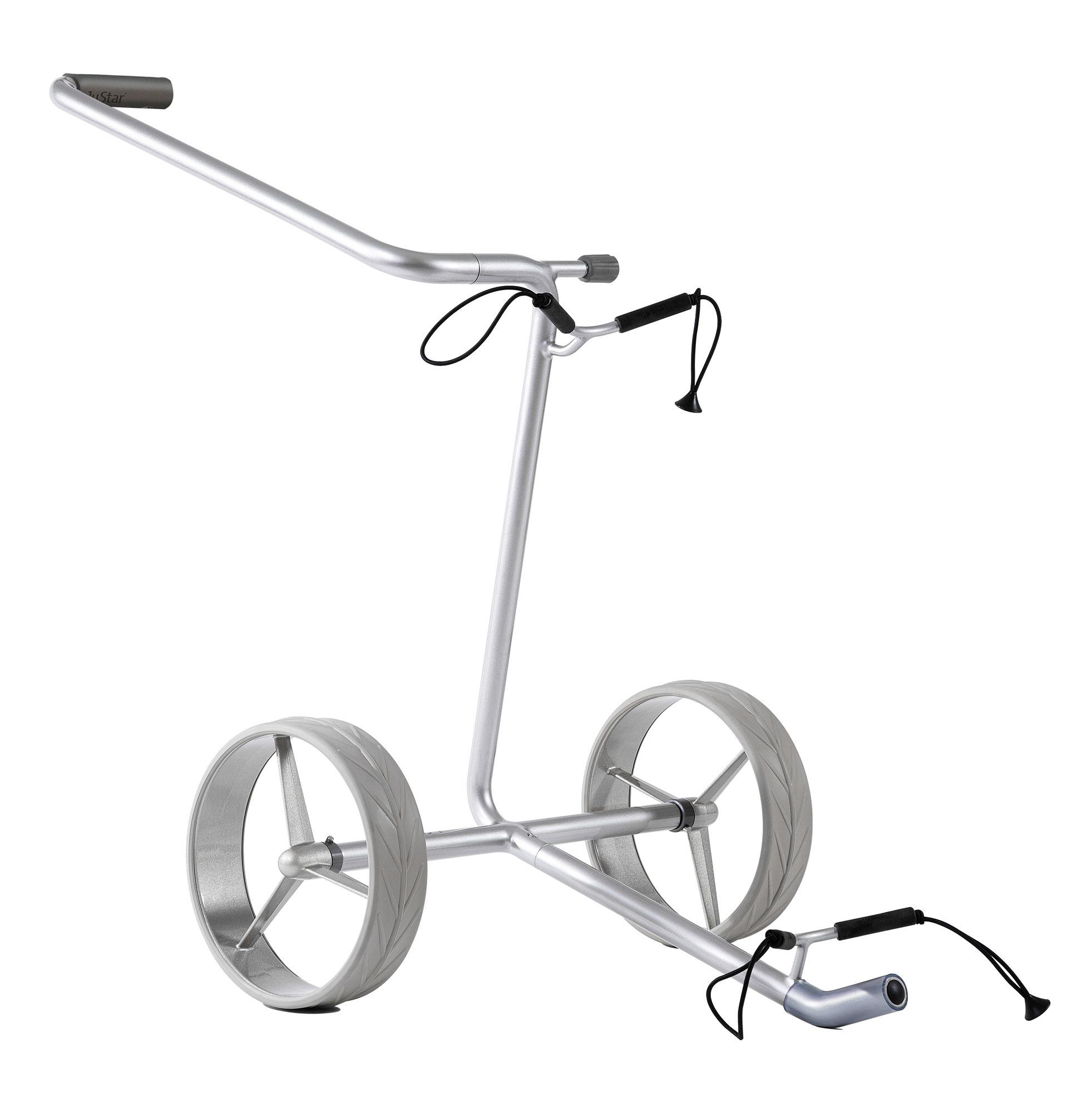 JuStar Silber 2-Rad manuell