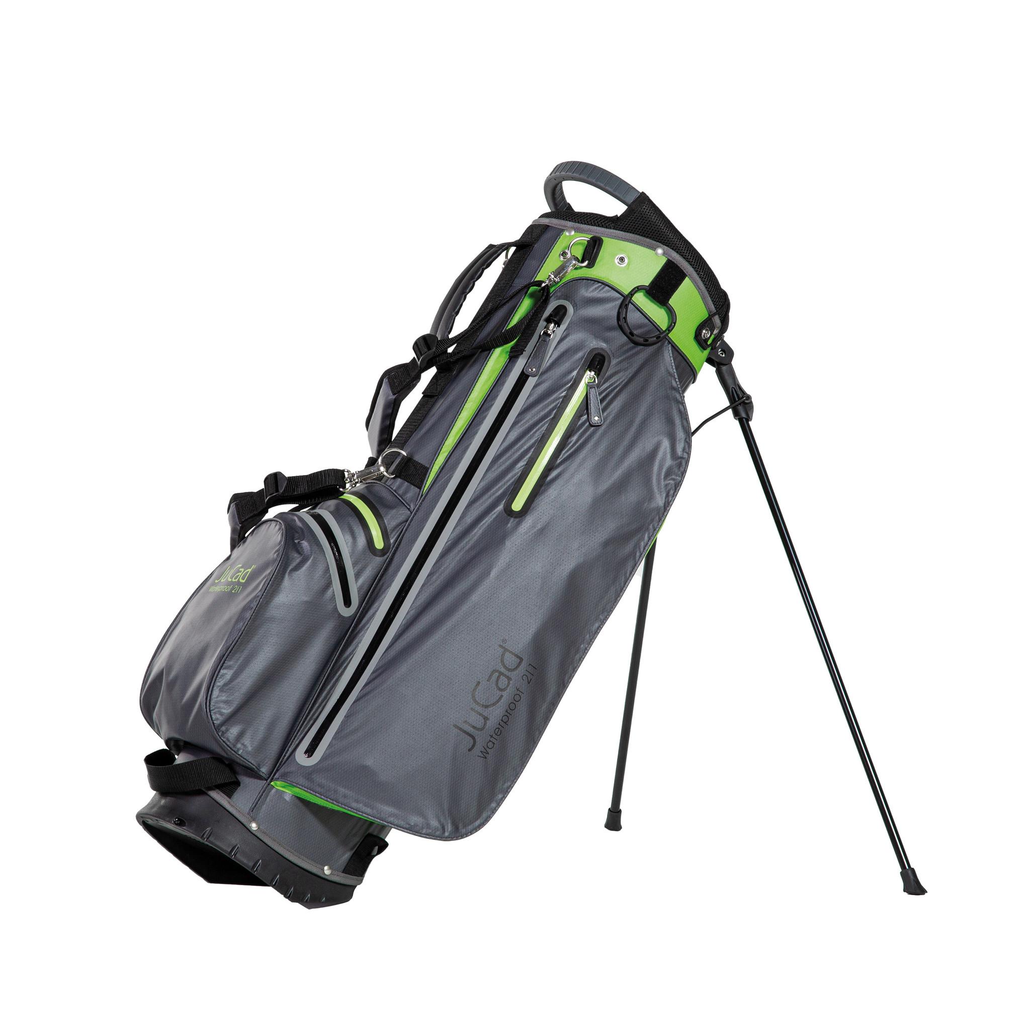 JuCad Waterproof 2 in 1 - gray / green
