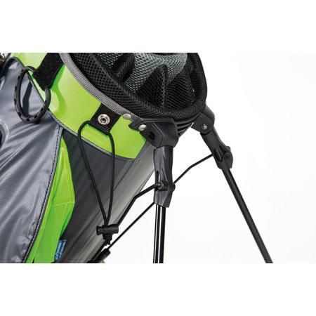 JuCad Waterproof 2 in 1 - grijs/groen