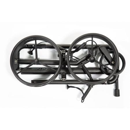 JuCad Carbon Travel Nero SV